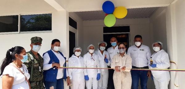 Dirección de Fronteras inauguró proyecto enfocado en la reactivación económica y la generación de ingresos en el departamento de Guainía