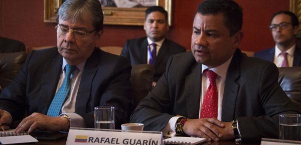 Colombia y Alemania trabajan en la articulación de la Cooperación Internacional