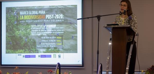 Cancillería impulsa diálogo nacional sobre el futuro de la biodiversidad