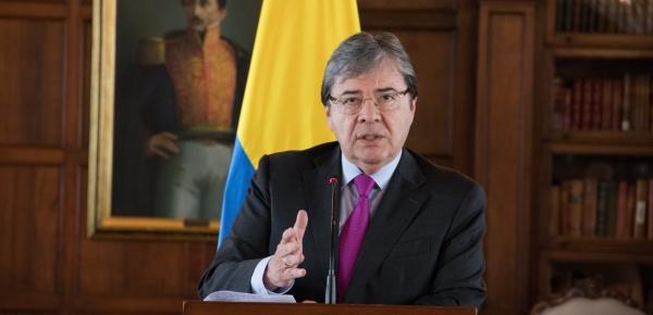 Canciller Carlos Holmes Trujillo reiteró el llamado del Grupo de Lima a Naciones Unidas para que se tomen acciones frente a Venezuela
