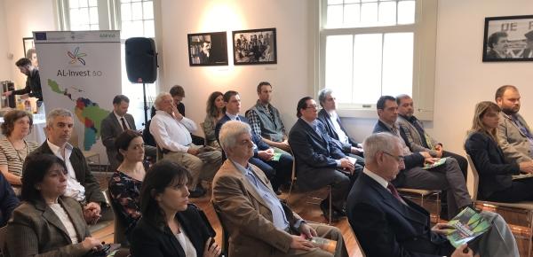 Embajada de Colombia en Uruguay realizó presentación de la oferta exportable colombiana a más de 30 empresarios uruguayos