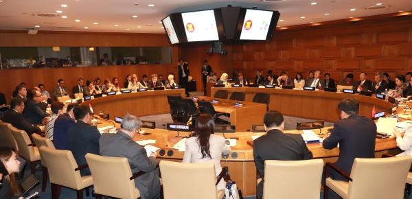 Alianza del Pacífico y ASEAN se reúnen en Nueva York para seguir profundizando en el proceso de integración
