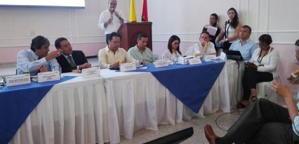 Cancillería participó en el foro 'Acciones para la Reactivación Económica de la Zona de Frontera'