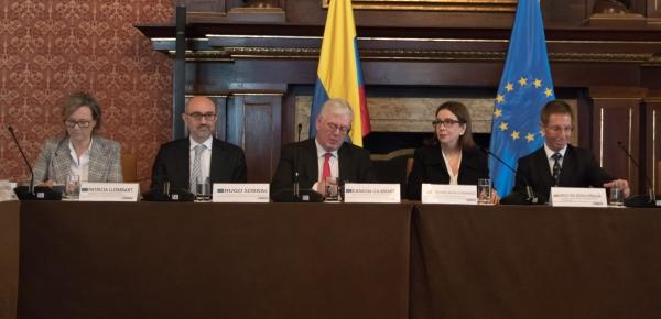 Se realiza la 11ª Edición del Diálogo de Derechos Humanos entre Colombia y la Unión Europea
