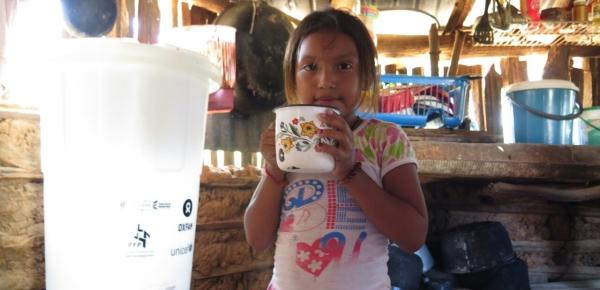 1.900 indígenas de La Guajira se benefician por proyecto liderado por Cancillería, Unicef y Oxfam