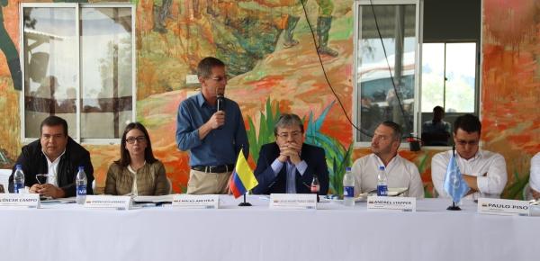 Culminó con éxito visita del Consejo de Seguridad de la ONU a Colombia
