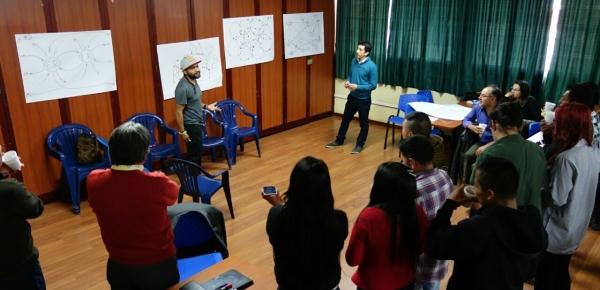 Se inició el Diplomado Convergencia, Paz y Frontera, en Pasto