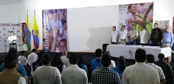 Cancillería lideró la Mesa Interinstitucional de Frontera en Guainía