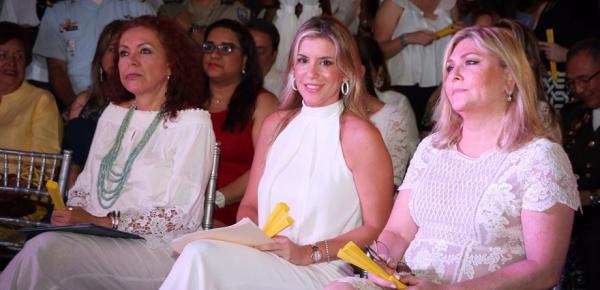 Embajadora Ángela María Benedetti Villaneda participó en el lanzamiento de la Feria Internacional del Libro de Panamá que tiene a Colombia como país invitado de honor
