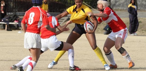 Jugadora de rugby de La Guajira se prepara para representar a Colombia en la Copa Mundial de Rugby 2019 y los Juegos Olímpicos de Tokio 2020