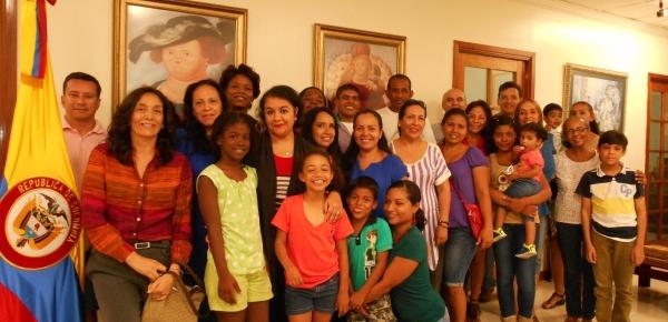 Con el apoyo de la Embajada de Colombia, nace la asociación de colombianos en Jamaica