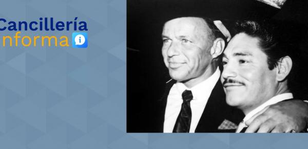 En los archivos de la Cancillería: 55 años de la muerte del cantante mexicano Javier Solís y su presentación en Colombia en 1965