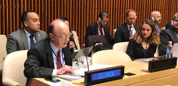 Juntas Ejecutivas de Fondos del sistema de Naciones Unidas destacan esfuerzos del Gobierno en implementación del Acuerdo de Paz