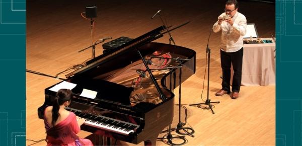 Embajada de Colombia conmemora los 110 años de relaciones diplomáticas con Japón con el concierto de ocarinas