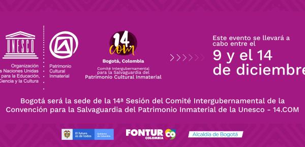 Están abiertas las inscripciones para participar en la 14ª Sesión del Comité Intergubernamental de la Convención para la Salvaguardia del Patrimonio Inmaterial de la Unesco - 14.COM