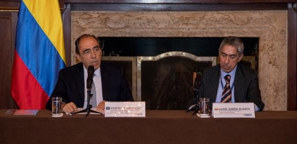 """Subsecretario de Asuntos Políticos y Seguridad de la Organización del Tratado del Atlántico Norte presentó la conferencia: """"70 años de la OTAN: una agenda de seguridad y cooperación en evolución"""""""