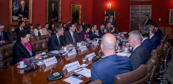 Colombia y la UE celebran una nueva edición del Diálogo Político de Alto Nivel