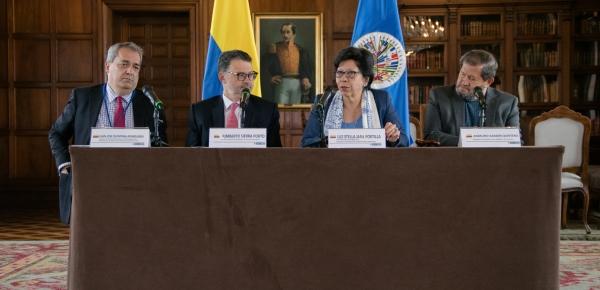 62 Período Extraordinario de Sesiones de la Corte Interamericana de Derechos Humanos se realizará en Colombia del 26 agosto al 6 de septiembre de 2019