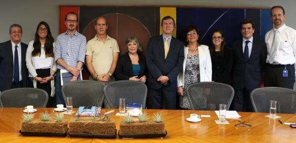 Ministerio de Relaciones Exteriores firmó convenio para la homologación del Curso de Formación Diplomática con la Universidad EAFIT