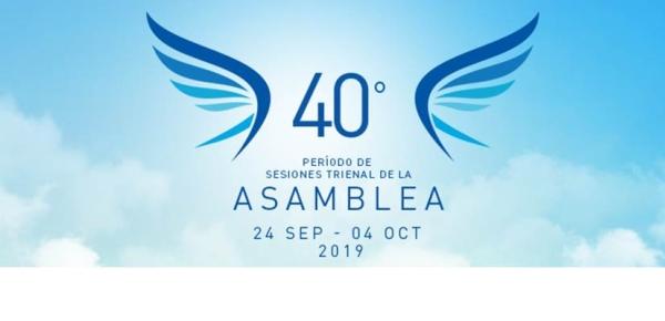 Colombia fue reelegida como Estado miembro del Consejo de la Organización de Aviación Civil Internacional (OACI)