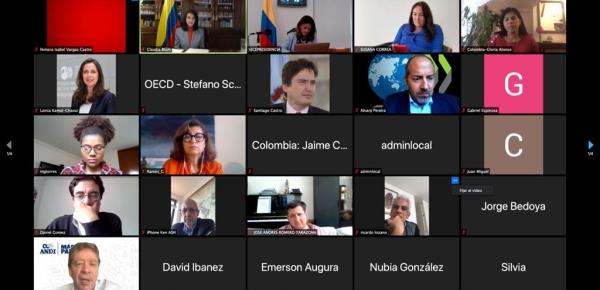 Colombia, Estado miembro número 37 de la OCDE