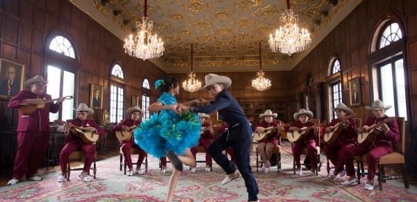 Niños intérpretes de bandola llanera viajan a Marruecos para vivir un encuentro con la música árabe