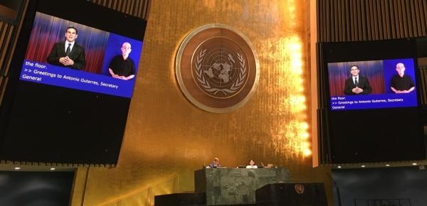 Colombia reiteró compromiso con la población con discapacidad en el marco de Naciones Unidas