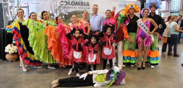 Embajada de Colombia en Canadá celebró el Día de Colombia en el marco de los 150 años de Canadá