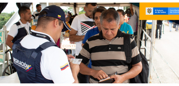 Cancillería expide resolución mediante la cual se establece un nuevo término para acceder al Permiso Especial de Permanencia (PEP) para ciudadanos venezolanos
