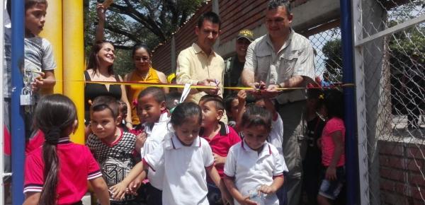 aulas escolares en Norte de Santander