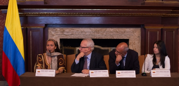 Dirección para Integración y Desarrollo Fronterizo realizó el evento integración energética en territorios aislados