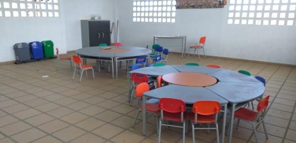 Colegio rural de Ischachimana, en La Guajira, cuenta con una nueva aula