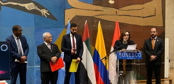 Colombia presenta las apuestas en economía naranja en el Comité Intergubernamental de la Convención de 2005 de la Unesco en París