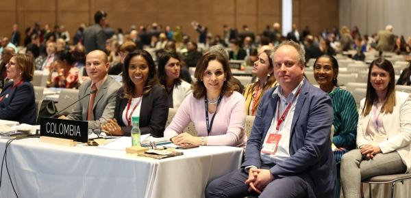 Embajadora Viviane Morales Hoyos presenta balance de la 14ª Sesión del Comité Intergubernamental de la Convención de la UNESCO sobre Patrimonio