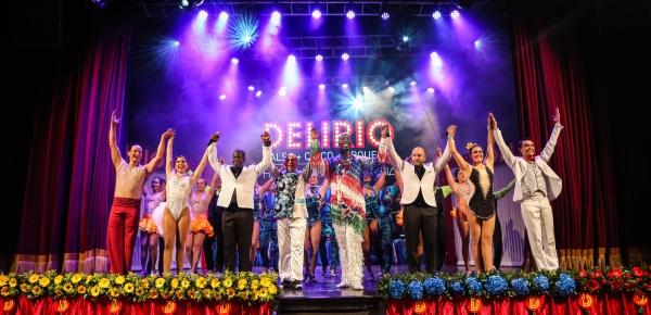 """Embajada de Colombia en Honduras celebró el Día de la Independencia Nacional con una presentación del espectáculo: """"DELIRIO: Salsa + Circo + Orquesta"""", en Tegucigalpa"""