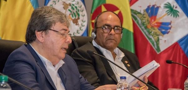 """La Primera Cumbre Colombia  """"será el punto de partida para que Colombia tenga una relación mucho más cercana y nutrida con la Comunidad del Caribe y cada uno de sus miembros"""""""