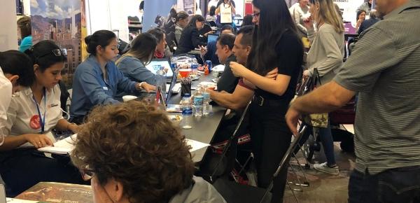 Primera Feria de Servicios para Colombianos en Chicago