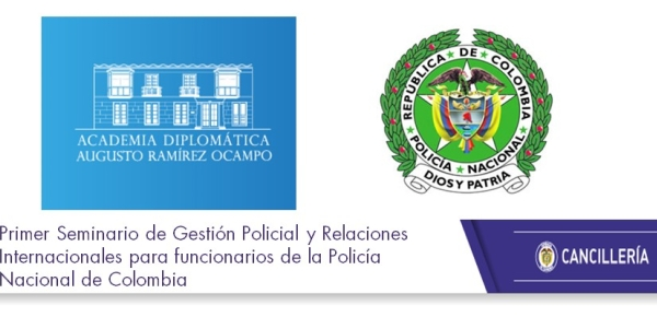 "Seminario dictado por la Academia Diplomática ""Augusto Ramírez Ocampo"""