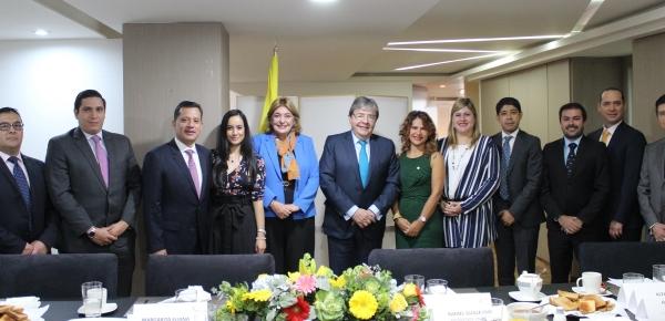 Canciller Carlos Holmes Trujillo instaló la IV Reunión Regional de cónsules: México y Centroamérica