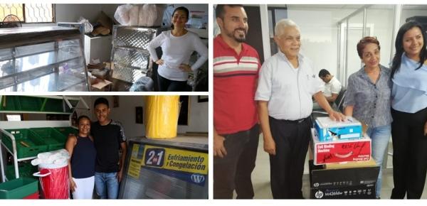 El Programa Colombia Nos Une entrega capital semilla a colombianos que retornaron desde Venezuela a Bolívar y Atlántico