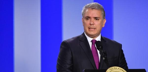 Fortalecimos la coordinación con gobiernos de los países de Prosur para hacer frente a la pandemia, informó el Presidente colombiano