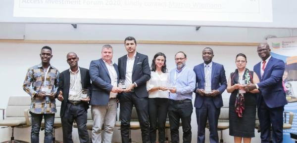 Proyecto del sector de energía, liderado por la Dirección de Fronteras de la Cancillería, ganó premio en Costa de Marfil por proyecto en Cumaribo