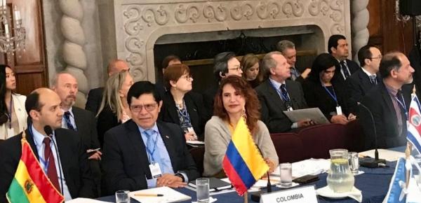 Con la participación de Colombia se lleva a cabo en Quito la III Reunión Técnica Internacional sobre Movilidad Humana de ciudadanos venezolanos en América
