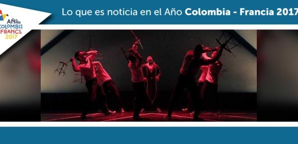 'Recital Colombia' se presenta en los destacados festivales de la danza urbana de Francia, Karavel y Kalypso