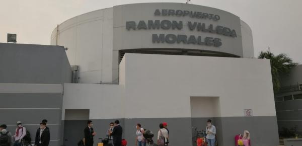 Desde Honduras, hoy regresan al país 104 colombianos en un vuelo de carácter humanitario