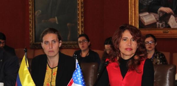 Asuntos migratorios, cooperación judicial y visas, algunos de los temas abordados por Colombia y Estados Unidos en la décima reunión del Grupo de Asuntos Consulares