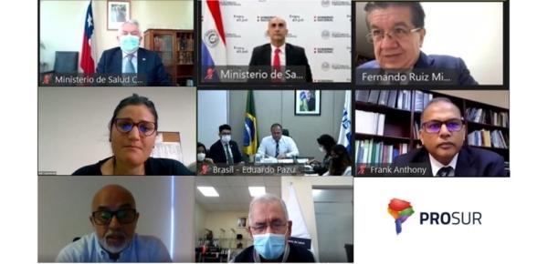Reunión de Ministros de Salud del Foro para el Progreso y la Integración de América del Sur (PROSUR)