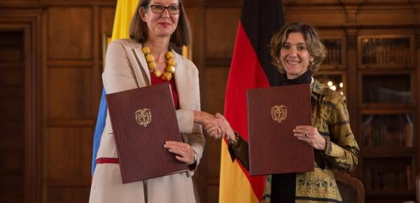 Cancillería y Agencia de Cooperación internacional de Alemania GIZ promoverán el desarrollo de iniciativas de diplomacia deportiva y cultural