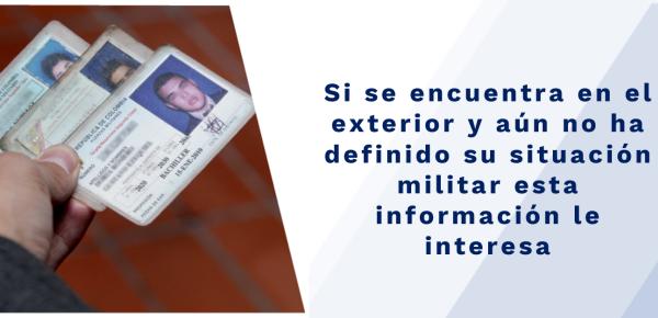 Se informa sobre el régimen de transición de la Ley 1961 de 2019 para colombianos residentes en el exterior