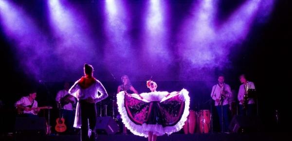 Junto con la Embajada el Ballet Folklórico de Antioquia continúa sus presentaciones en Honduras